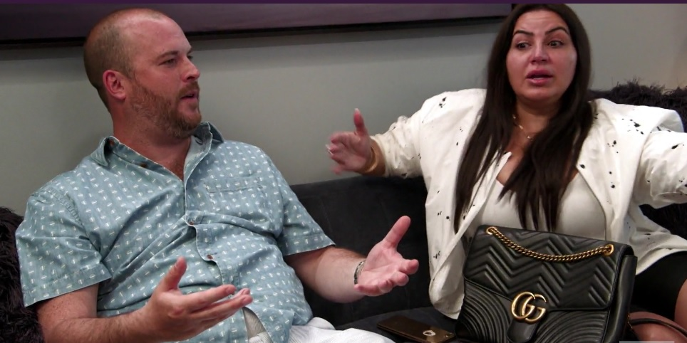 Shahs of Sunset Recap: It's Almost MJ and Tommy's Wedding Day, but They Need a Blessing First!