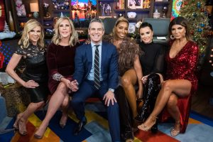 "OG Real Housewives Spill Tea On Watch What Happens Live- Ramona Singer Says Bethenny Frankel Is ""Trying To Be"" A Good Friend"