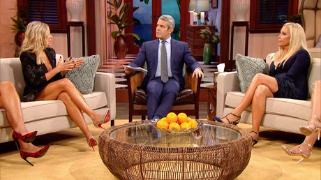 Shannon and Tamra face off on RHOC reunion