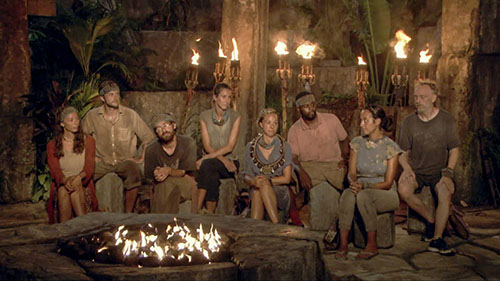 Exclusive Interview: Survivor: David vs. Goliath's Gabby: 'If You Think I Didn't Know About His Girlfriend…You're An Idiot'