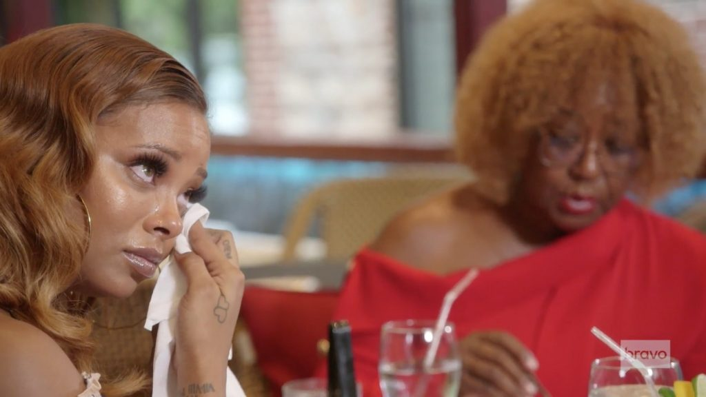 Eva feuds with her mom Michelle over wedding