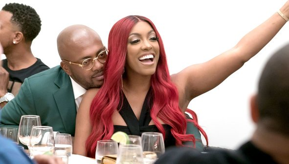Porsha Williams & Dennis McKinley