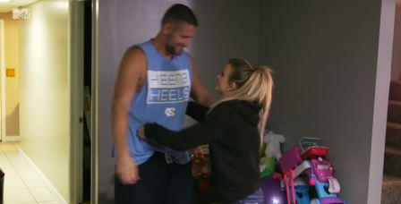Leah-and-her-new-man