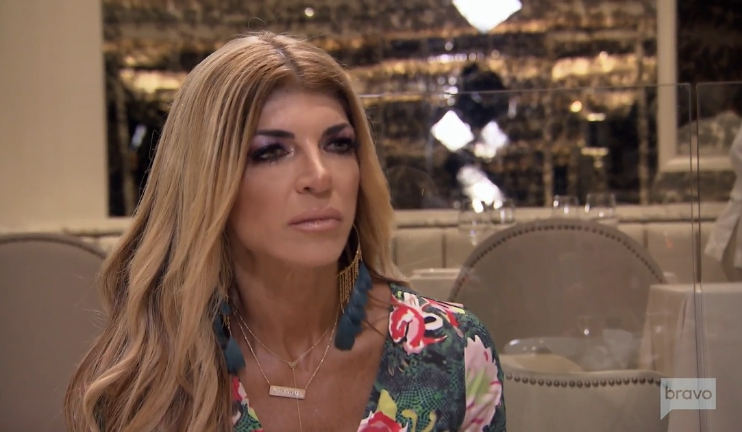 Real Housewives Of New Jersey Recap: Orange Theory