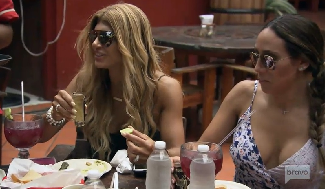 Real Housewives Of New Jersey Recap: Happy Hump Day!
