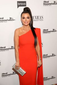 Kyle Richards Planned to Make Amends With Lisa Vanderpump At Premiere Party