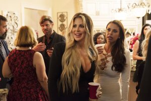 Kim Zolciak Discusses NeNe Leakes' Marriage Struggles