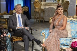 Andy Cohen Reacts To Teresa Giudice's Comments That She Has Never Enjoyed Filming RHONJ