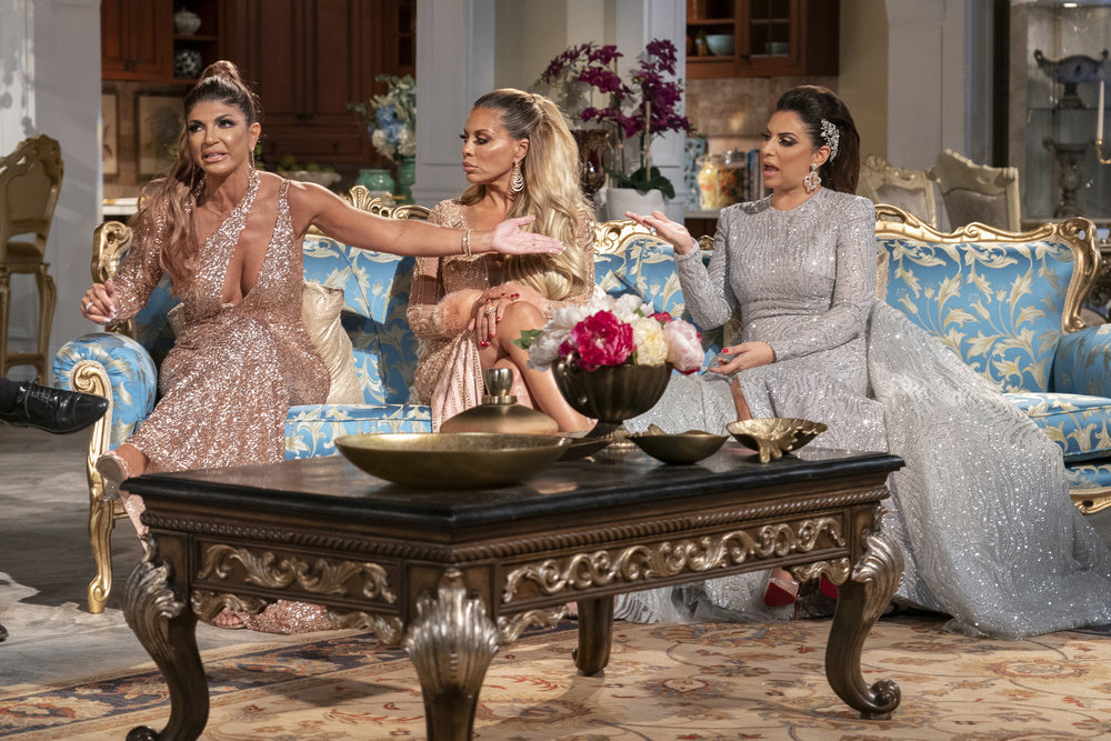 Real Housewives Of New Jersey Reunion Recap: