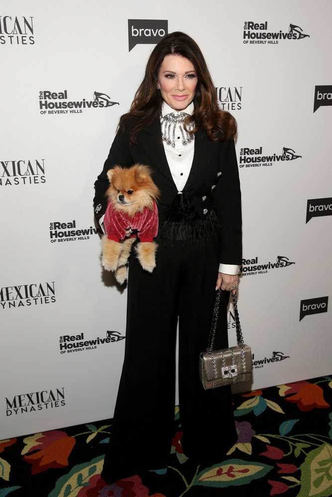 Lisa Vanderpump Says Dorit And PK Kemsley Did Not Pay $5,000 Fine-And Also Got Rid of Second Adopted Dog