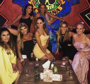 Real Housewives of New Jersey Cabo Trip