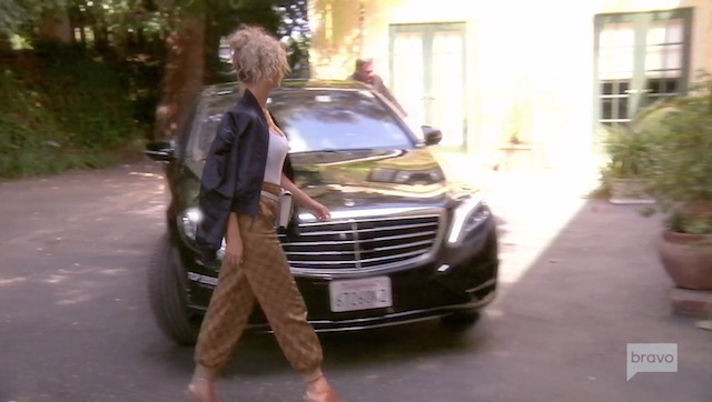 Real Housewives Of Beverly Hills - Dorit Outfit