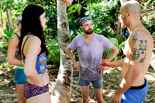 Survivor: Edge of Extinction Episode 3 Recap: Winner, Winner, Chicken Dinner