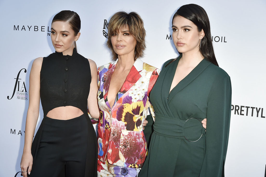 """Lisa Rinna Denies Complaining To Andy Cohen About Her Daughters Not Appearing On Watch What Happens Live Kids' Special; Says They """"Were Asked"""""""