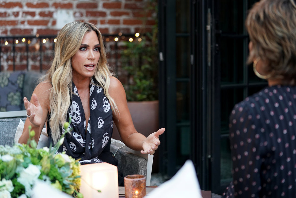 Teddi Mellencamp Arroyave Does Not Think Lisa Rinna's Birthday Tweet To Lisa Vanderpump Was Meant To Be Malicious