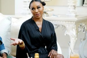 Cynthia Bailey Is Suing Peter Thomas