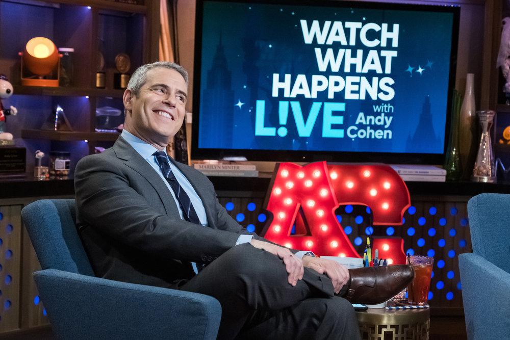 Andy Cohen To Host Float At WorldPride March