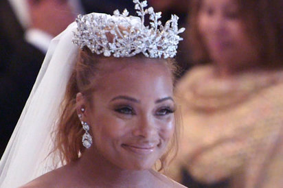 Eva Marcille Wedding - Real Housewives Of Atlanta