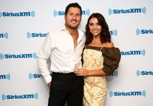 Dancing With The Stars: Val Chmerkovskiy & Jenna Johnson Got Married