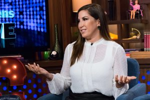 Jacqueline Laurita Says That Caroline Manzo Is The Queen Of RHONJ; Caroline Approached About Being A Friend Of The Housewives