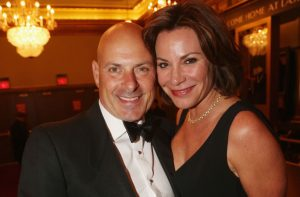 Tom D'Agostino Claims Luann de Lesseps Cheated First