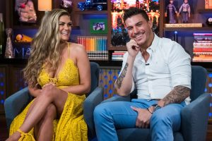 Jax Taylor & Brittany Cartwright Dish On Their Issues With James Kennedy