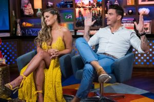 "Andy Cohen Talks About Jax Taylor And Brittany Cartwright's Departure From Vanderpump Rules; Says He's ""Excited For There To Be A Shift"" In The Future On The Show"