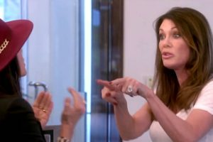 Lisa Vanderpump & Kyle Richards