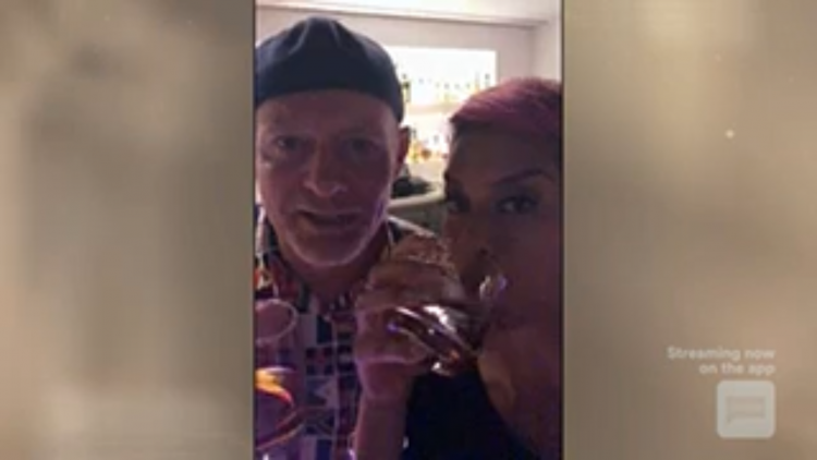 RHOP Michael Darby Robyn Dixon Real Housewives Of Potomac