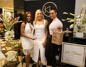 Karen Huger Launches Her Fragrance- Check Out Photos With Monique Samuels, Ashley Darby, Candiace Dillard, & More!