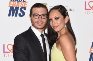 Dancing With The Stars Pro Cheryl Burke Marries Matthew Lawrence