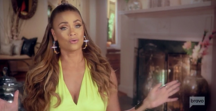 RHOP Gizelle Bryant Real Housewives Of Potomac