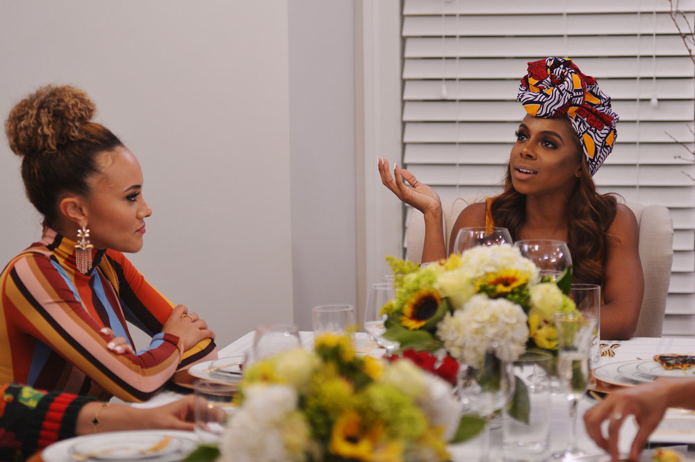 Real Housewives Of Potomac Star Ashley Darby Discusses Candiace Dillard's Reaction To Her Sharing Her Miscarriage At Monique Samuels's Rainbow Party