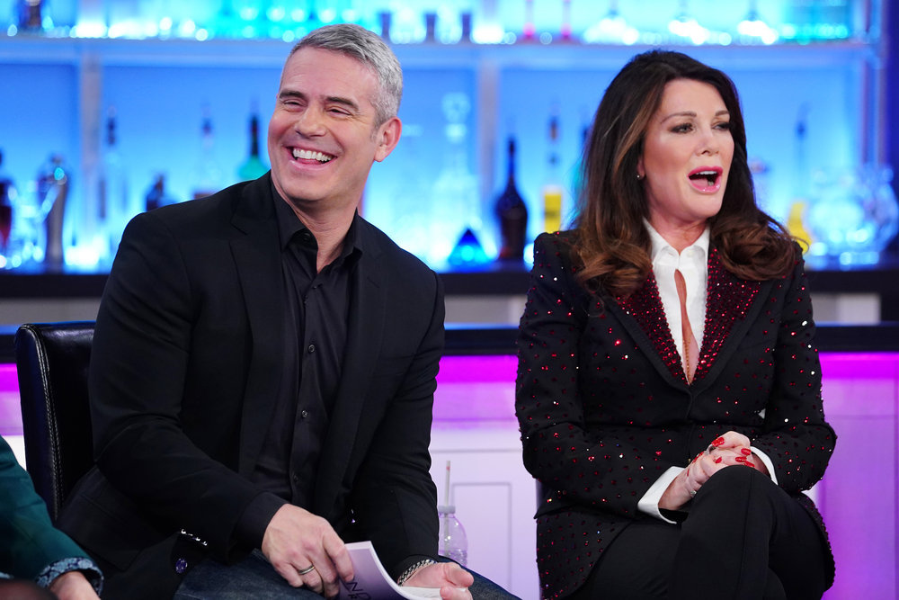 Andy Cohen Says Doesn't Know If A Vegas Vanderpump Rules Spin-off Would Work