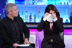 Andy Cohen Says Lisa Vanderpump Was Not At The Reunion But Camille Grammer Was There