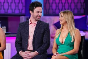 Stassi Schroeder And Fiance Beau Clark Talk About The Possibility Of a Quarantine Baby