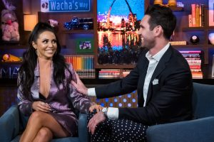 "Scheana Marie Says She ""Rounded Third Base"" With Summer House Star Carl Radke"
