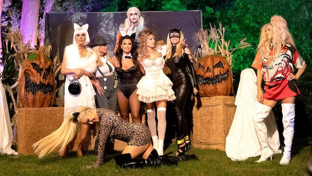 Real Housewives Of Beverly Hills Halloween