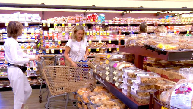 Real Housewives Of Beverly Hills Grocery Shopping