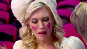 Tinsley Mortimer at the Circus - Real Housewives Of New York
