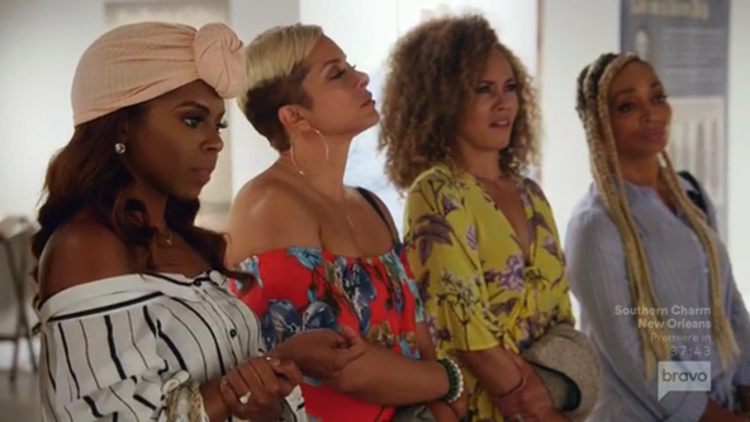 RHOP Candiace Dillard Robyn Dixon Ashley Darby Karen Huger Real Housewives Of Potomac