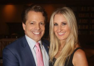 Anthony Scaramucci's Wife Deidre Scaramucci Wants To Join Real Housewives Of New York