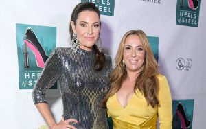 Luann de Lesseps And Barbara Kavovit Dish On Real Housewives Of New York Casting Rumors