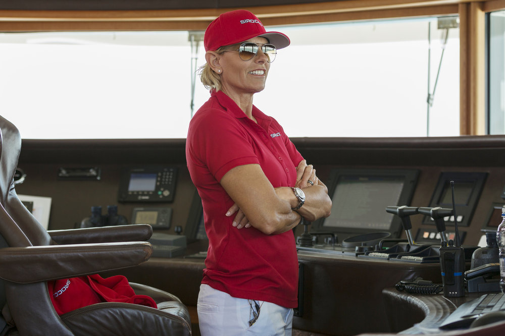 Captain Sandy Yawn Shares Her Thoughts On Chef Mila Kolomeitseva's Homophobic Comments