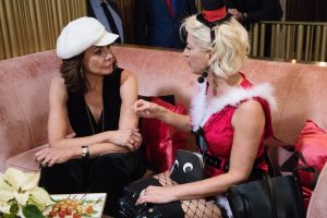 "LuAnn de Lesseps Says This Season Without Dorinda Medley ""Was A Little Less Angry""; But She ""Would Love To See Her Back On The Show"""