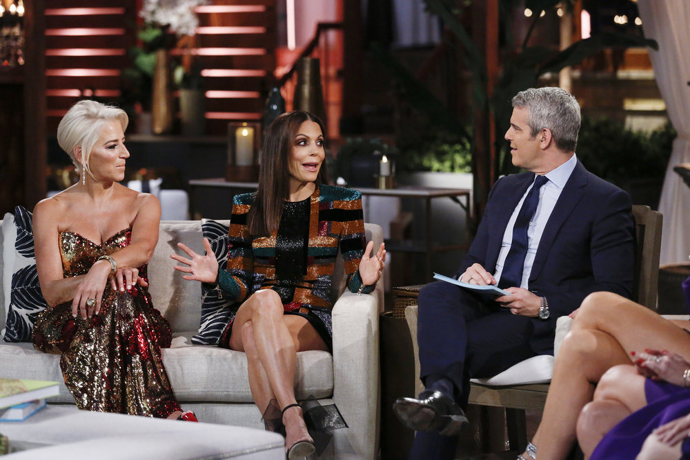 "Bravo Executives Allegedly ""Very Upset"" At Bethenny Frankel Months Prior To Her Leaving The Show"