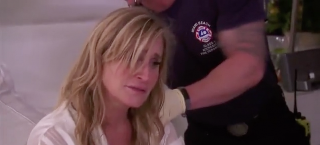 Sonja Morgan Opens Up About Being Intoxicated In Miami On Recent RHONY Episode