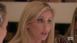 Camille Grammer on Real Housewives Of Beverly Hills