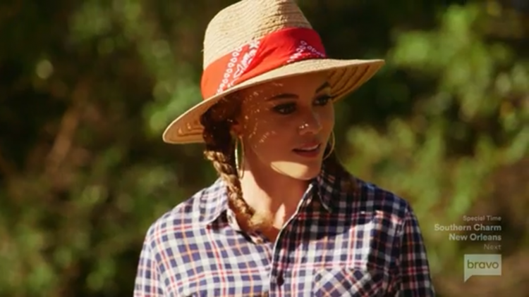 Real Housewives Of Potomac Recap: Showdown At The Hoedown