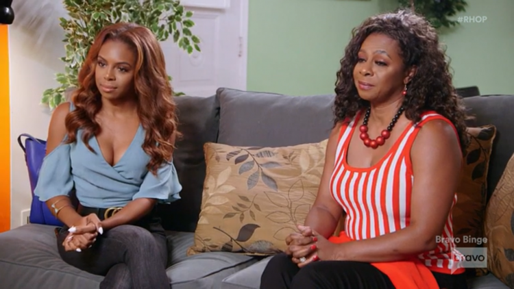 Real Housewives Of Potomac Recap: Days Of Our Knives